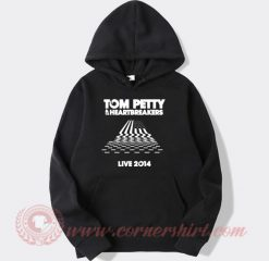 Tom Petty And The Heartbreakers Live 2014 Hoodie
