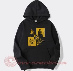 Rolling Stones No Security Tour 99 Hoodie