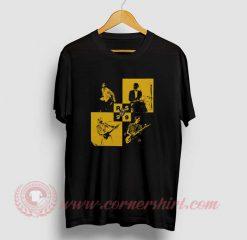 Rolling Stones No Security Tour 99 T Shirt