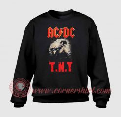 ACDC TNT Custom Design Sweatshirt