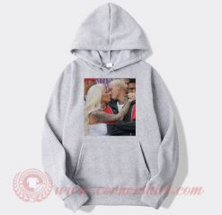 Amber Rose Kiss Alexander Edwards Hoodie