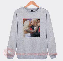 Amber Rose Kiss Alexander Edwards Sweatshirt