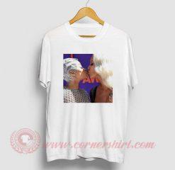 Amber Rose Kiss Blac Chyna T Shirt