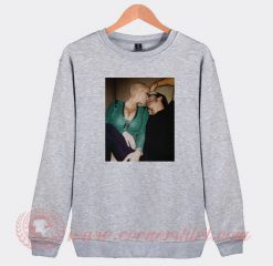 Amber Rose Kiss Val Chmerkovskiy Sweatshirt