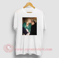 Amber Rose Kiss Val Chmerkovskiy T Shirt