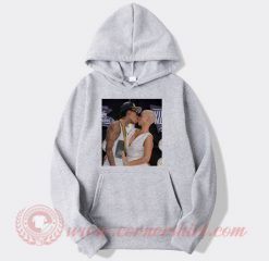 Amber Rose Kiss Wiz Khalifa Hoodie