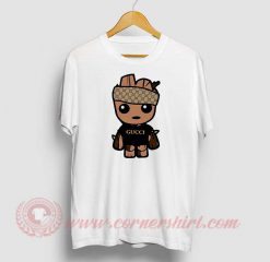 Baby Groot Monogram Custom T Shirt