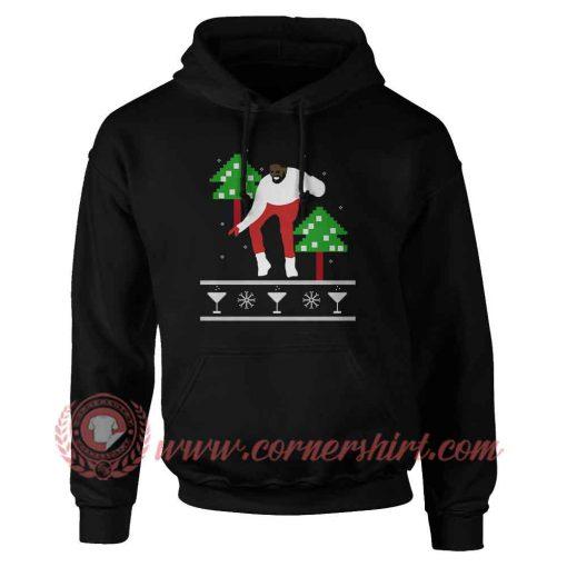 Drake Ugly Christmas Custom Hoodie