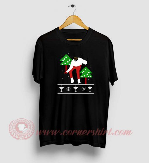 Drake Ugly Christmas Custom T Shirt