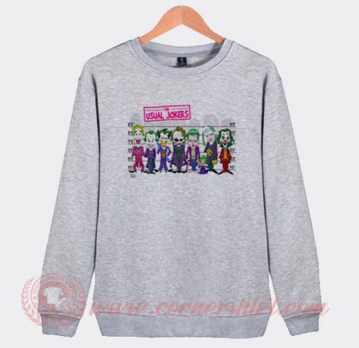 Joker 2 Custom Design Sweatshirt
