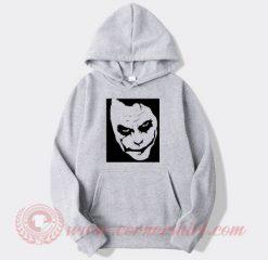 Joker Face Custom Design Hoodie
