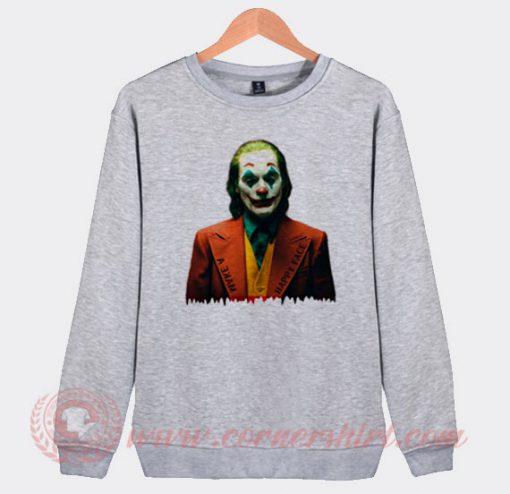 Joker Joaquin Phoenix Sweatshirt