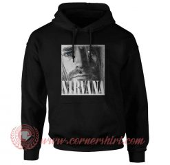 Kurt Cobain Nirvana Custom Design Hoodie