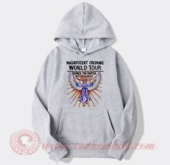 Magnificent Coloring World Tour Hoodie