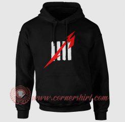 Metallica Fifth Member Custom Design Hoodie