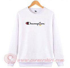 Mickey Mouse X Champion Parody Sweatshirt