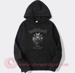 Motorhead Bad Magic Custom Hoodie