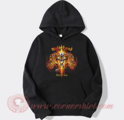 Motorhead Inferno Custom Design Hoodie
