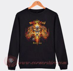 Motorhead Inferno Custom Design Sweatshirt