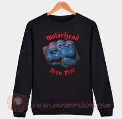 Motorhead Iron Fist Custom Design Sweatshirt