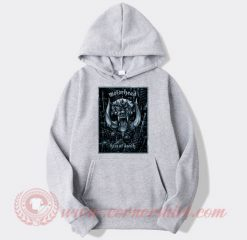 Motorhead Kiss Of Death Custom Design Hoodie