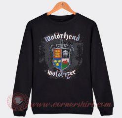 Motorhead Motorizer Custom Design Sweatshirt