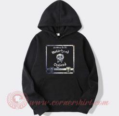 Motorhead No Sleep At All Custom Hoodie