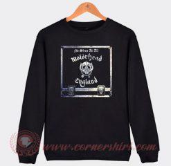 Motorhead No Sleep At All Custom Sweatshirt
