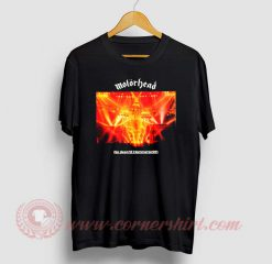Motorhead No Sleep 'Till Hammersmith T Shirt
