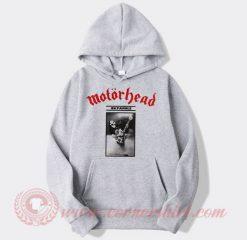 Motorhead On Parole Custom Design Hoodie