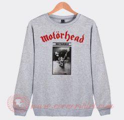Motorhead On Parole Custom Design Sweatshirt
