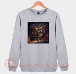 Motorhead Orgasmatron Custom Design Sweatshirt