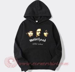 Motorhead Overnight Sensation Custom Design Hoodie