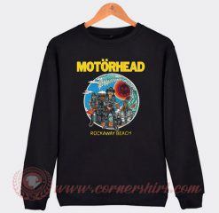 Motorhead Rockaway Beach Custom Sweatshirt