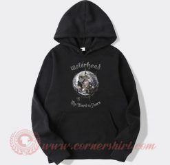 Motorhead The World Is Your Hoodie