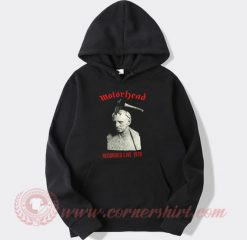 Motorhead What's Words Worth Hoodie
