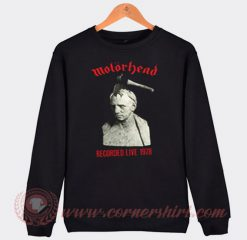 Motorhead What's Words Worth Sweatshirt