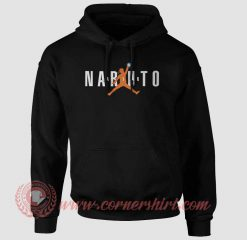 Naruto Air Jordan Custom Design Hoodie