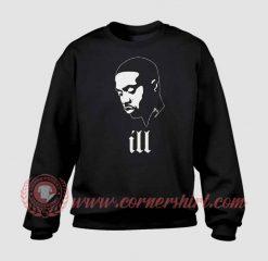 Nasir Ill Custom Design Sweatshirt