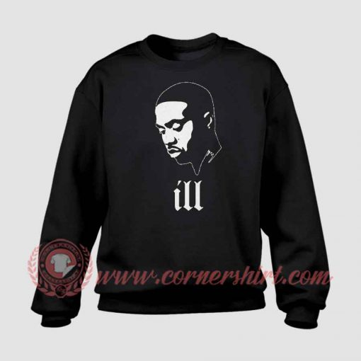 Nasir Ill Custom Design Sweatshirt