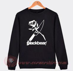 Pink Blackbear Knife Rose Sweatshirt
