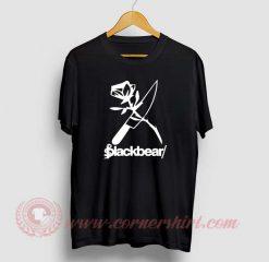 Pink Blackbear Knife Rose T Shirt