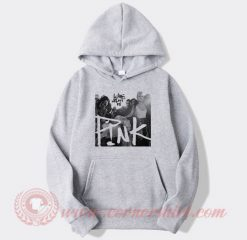 Pink What About Us Hoodie