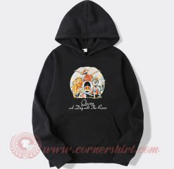 Queen A Day At The Races Album Hoodie