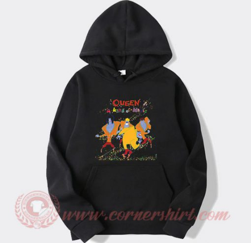 Queen A Kind Of Magic Hoodie