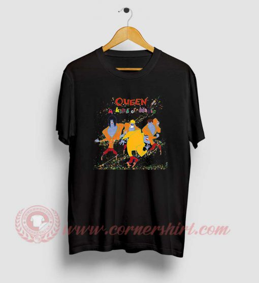 Queen A Kind Of Magic T Shirt