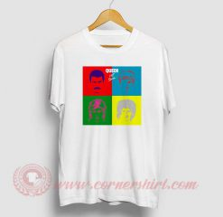 Queen Hot Space Album T Shirt