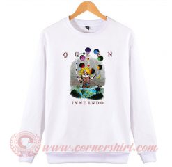 Queen Innuendo Album Sweatshirt