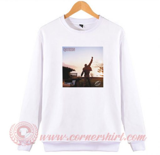 Queen Made In Heaven Sweatshirt