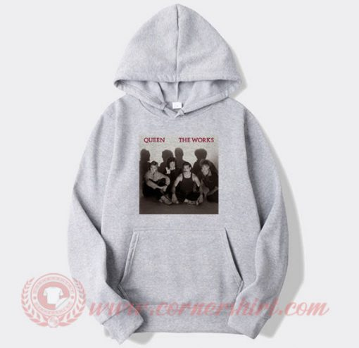 Queen The Works Hoodie